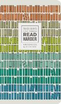 Read Harder a Reading Log Track Books Chart Progress