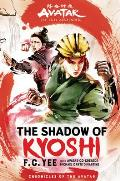 Kyoshi 02 Shadow of Kyoshi Avatar The Last Airbender