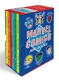 Marvel Comics Mini Books