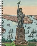 New York in Art 2021 Engagement Book Calendar