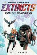 The Extincts: Quest for the Unicorn Horn (the Extincts #1)