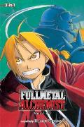 Fullmetal Alchemist 3 In 1 Edition Volume 1