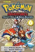 Pokemon Adventures Heart Gold Soul Silver 1