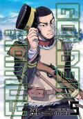 Golden Kamuy Volume 5
