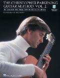 The Christopher Parkening Guitar Method - Volume 2: Intermediate to Upper-Intermediate Level Book/Online Audio [With CD (Audio)]