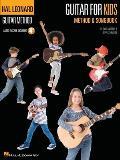 Guitar for Kids Method & Songbook: Hal Leonard Guitar Method [With CD (Audio)]