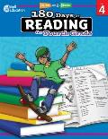180 Days of Reading for Fourth Grade (Grade 4): Practice, Assess, Diagnose