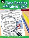 Close Reading with Paired Texts Secondary: Engaging Lessons to Improve Comprehension