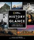 National Geographic History at a Glance Illustrated Time Lines From Prehistory to the Present Day