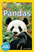 National Geographic Readers Pandas Level 2