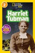 National Geographic Readers Harriet Tubman L2