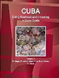 Cuba: Doing Business and Investing in Cuba Guide Volume 1 Strategic, Practical Information, Regulations, Contacts