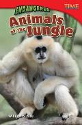 Endangered Animals of the Jungle