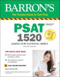 Barrons PSAT NMSQT 1520 with Online Test With Bonus Online Test