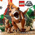 Cal-2020 Lego: Jurassic World Wall