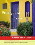 Prealgebra, Enhanced Edition (with Webassign Printed Access Card, Single-Term) [With Access Code]