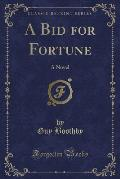 A Bid for Fortune: A Novel (Classic Reprint)