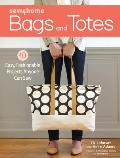 Sew4home Bags & Totes 12 Easy Fashionable Projects Anyone Can Sew