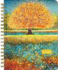 Cal20 16 Month Planner Tree of Dreams