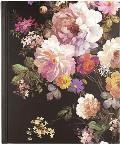 Midnight Floral Journal