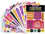Essentials F*cking Brilliant Planner Stickers