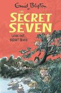 Secret Seven 14 Look Out Secret Seven