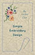 Simple Embroidery Design