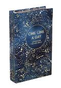 One Line a Day Celestial A Five Year Memory Book