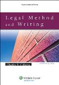 Legal Method and Writing, Seventh Edition