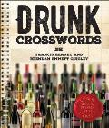 Drunk Crosswords Over 50 All New Puzzles with a Twist