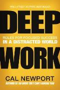 Deep Work Rules for Focused Success in a Distracted World