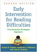 Early Intervention For Reading Difficulties Second Edition The Interactive Strategies Approach