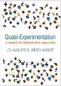 Quasi-Experimentation: A Guide to Design and Analysis