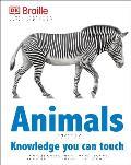 DK Braille Books Animals