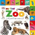 Tabbed Board Books My First Zoo Lets Meet the Animals