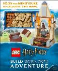 LEGO Harry Potter Build Your Own Adventure With LEGO Harry Potter Minifigure & Exclusive Model