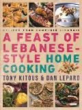 Feast of Lebanese Style Home Cooking Recipes from Comptoir Libanais