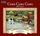 Cows Cows Cows: 2020 Wall Calendar