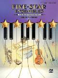 Five-Star Ensembles, Bk 3: 5 Colorful Arrangements for Digital Keyboard Orchestra