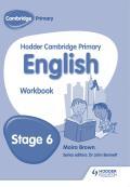 Hodder Cambridge Primary English: Work Book Stage 6