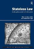 Stateless Law: Evolving Boundaries of a Discipline