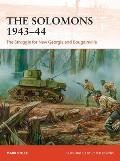 Solomons 194344 The Struggle for New Georgia & Bougainville