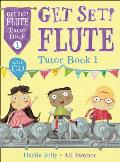 Flute Tutor Book 1 with CD