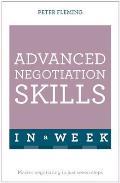 Negotiate Even Better Deals in a Week: Teach Yourself