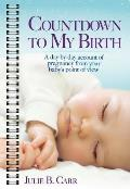 Countdown to My Birth: A Day-By-Day Account of Pregnancy from Your Baby's Point of View