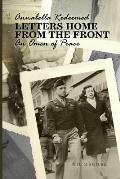 Annabella Redeemed: Letters Home from the Front: An Omen of Peace