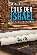 Consider Israel: Covenants in History