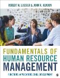 Fundamentals Of Human Resource Management Functions Applications Skill Development