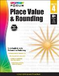 Spectrum Place Value and Rounding, Grade 4