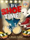 Elephant & Piggie Like Reading Book 4 Its Shoe Time
